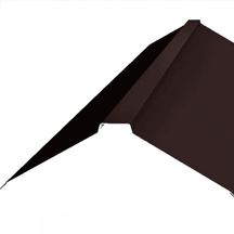 Планка конька плоского